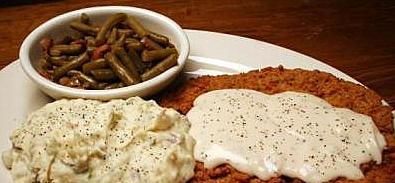 Toby Keiths Famous Chicken Fried Steak and Country Gravy