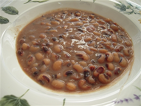 Yummy Blackeyed Peas!
