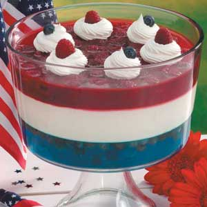 Red White 'n' Blue Salad from Taste of Home