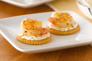 Lemon Shrimp Crackers