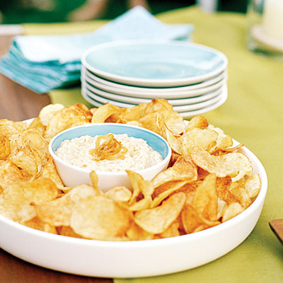 Carmelized Maui Onion Dip