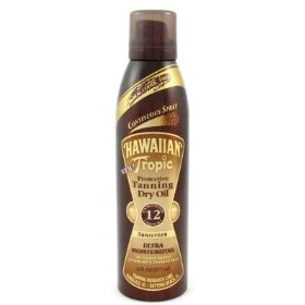 Hawaiian Tropic Tanning Dry Oil 12 SPF