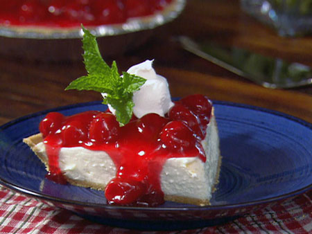 Cherry Cream Cheese Pie from Paula Deen