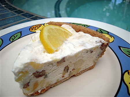 Paradise Pie Poolside, anyone?