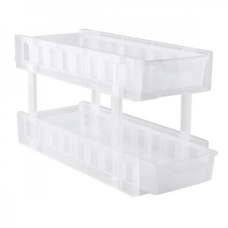2-Drawer Stackable Organizer