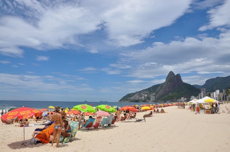 Ipanema Beach (Flickr Photo by over_kind_man)