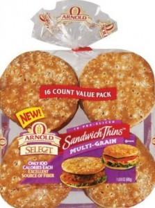 Multi Grain Sandwich Thins