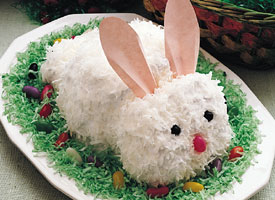Easter Bunny Cake Betty Crocker