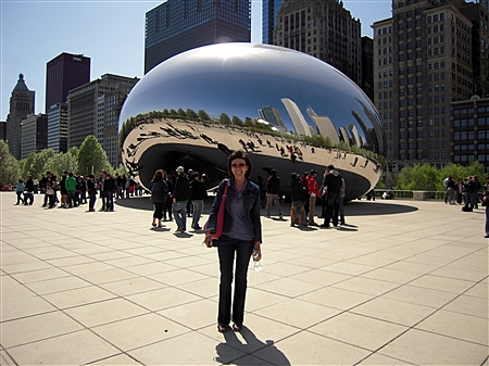 The Bean at Millenium Park
