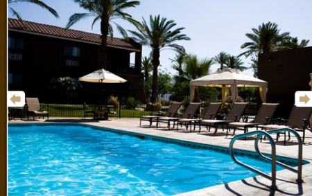 Borrego Spring Resort Pool
