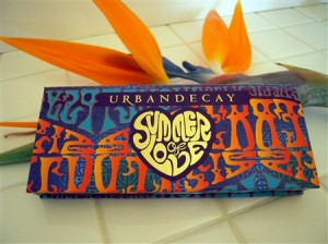 Urban Decay Summer of Love Shadow Palette