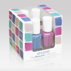 Essie Resort Collection Mini Set