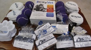 Our first SPCA Bake Sale Sponsor: CityVet!