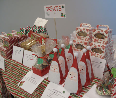 SPCA Bake Sale Treats