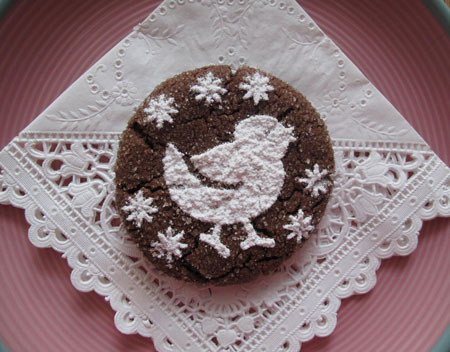 Chocolate Cookie Decorate Easter Chick