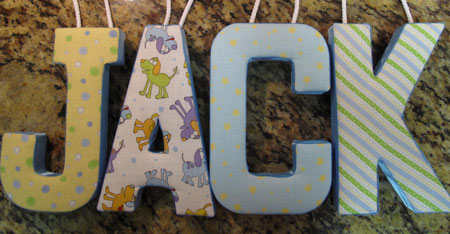 Finished Letters