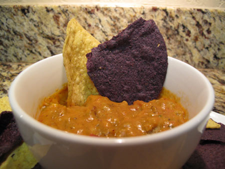 Super Bowl Vegan Queso