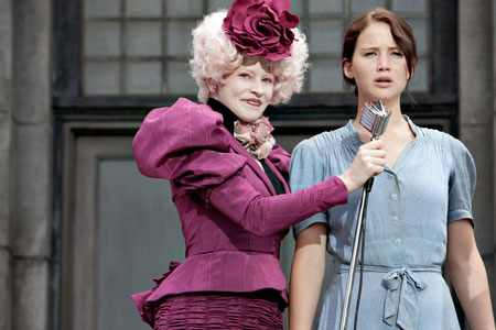Hunger Games Katniss Effie