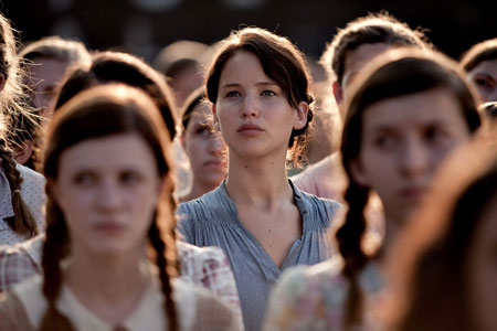 Hunger Games Katniss Reaping