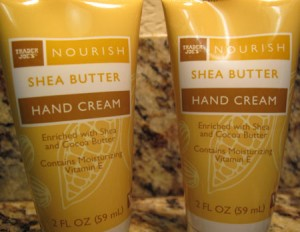 $1.99 vegan hand cream that's awesome!