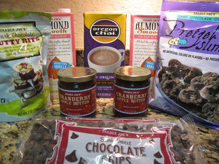 Trader Joe Pantry Items