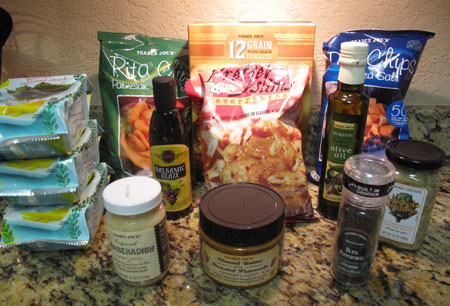 Trader Joe Snacks