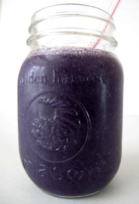 Best Blueberry Smoothie Recipe